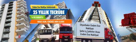 Diyarbakır Şehirler Arası Evden Eve Nakliyat